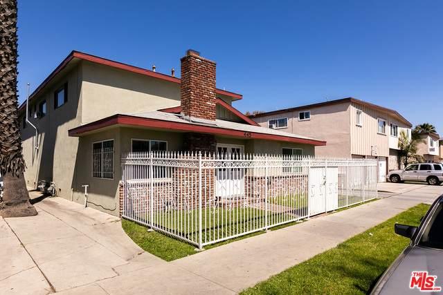 445 E 55Th St, Long Beach, CA 90805 (MLS #21-709562) :: Zwemmer Realty Group