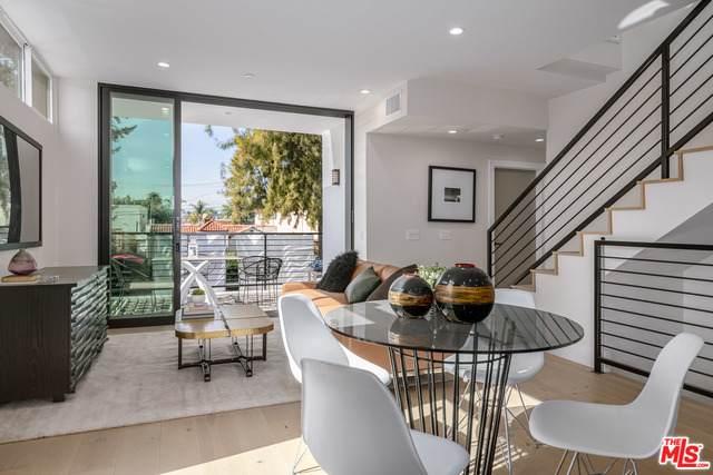 836 N Mccadden Pl, Los Angeles, CA 90038 (MLS #21-709970) :: The John Jay Group - Bennion Deville Homes