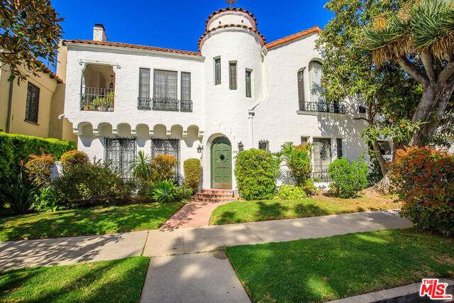 1977 N Kenmore Ave, Los Angeles, CA 90027 (#21-710172) :: Randy Plaice and Associates