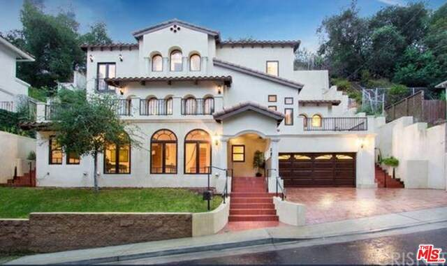 2733 Belden Dr, Los Angeles, CA 90068 (#21-710850) :: TruLine Realty
