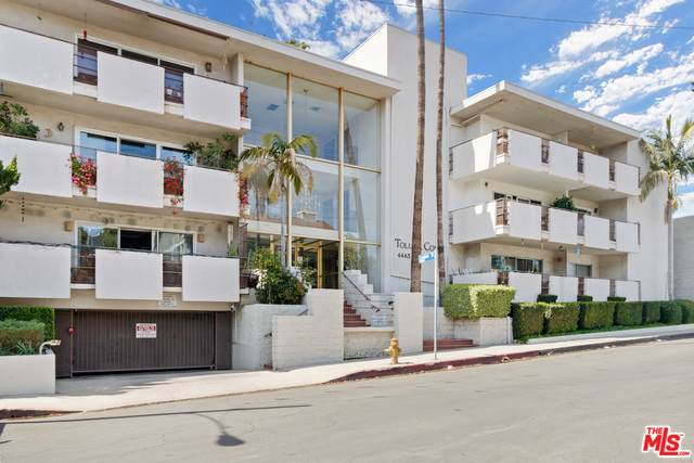 4445 Cartwright Ave #206, Toluca Lake, CA 91602 (#21-710858) :: Compass