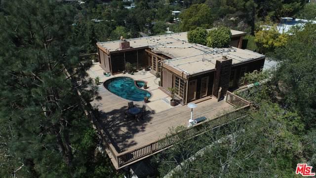 2401 Crest View Dr, Los Angeles, CA 90046 (MLS #21-711148) :: Mark Wise | Bennion Deville Homes