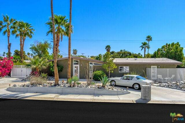 2284 N Via Miraleste, Palm Springs, CA 92262 (#21-711182) :: The Pratt Group