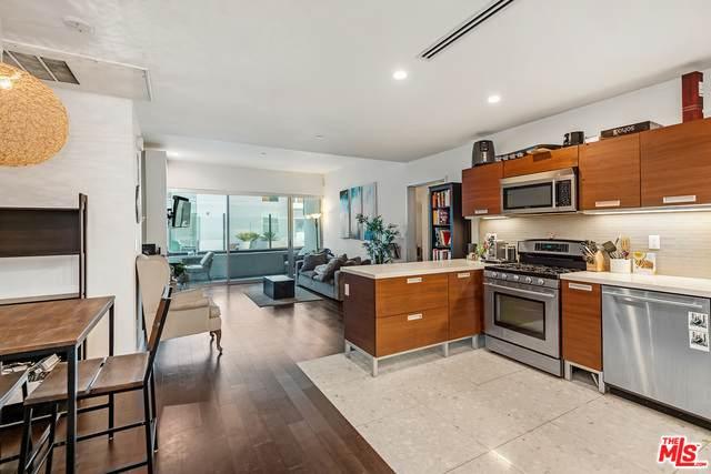 6735 Yucca St #104, Los Angeles, CA 90028 (MLS #21-712316) :: Mark Wise | Bennion Deville Homes