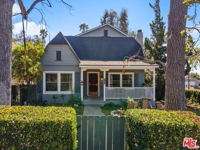 2176 Santa Anita Ave, Altadena, CA 91001 (#21-712620) :: Berkshire Hathaway HomeServices California Properties