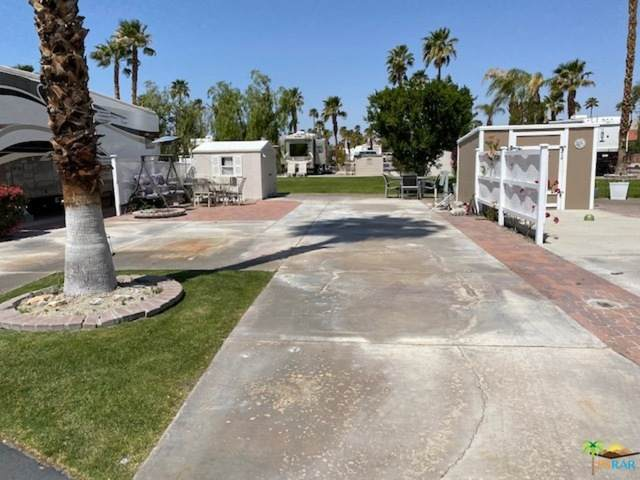 69801 Ramon Rd #378, Cathedral City, CA 92234 (MLS #21-712996) :: Mark Wise | Bennion Deville Homes