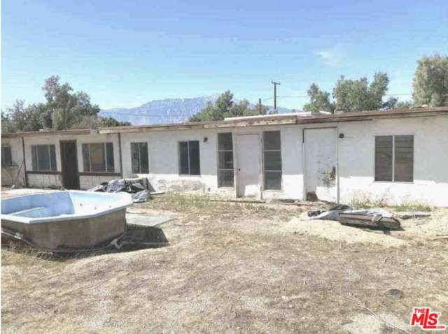 17750 Bubbling Wells Rd, Desert Hot Springs, CA 92241 (#21-713044) :: TruLine Realty