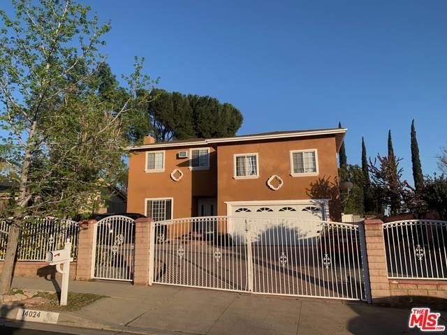 14024 Tyler St, Sylmar, CA 91342 (MLS #21-713234) :: Mark Wise | Bennion Deville Homes