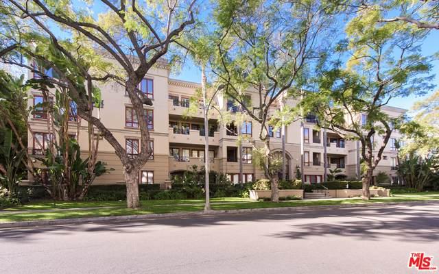 411 N Oakhurst Dr #305, Beverly Hills, CA 90210 (#21-713560) :: Berkshire Hathaway HomeServices California Properties