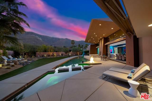 365 Patel Pl, Palm Springs, CA 92264 (MLS #21-713754) :: The John Jay Group - Bennion Deville Homes