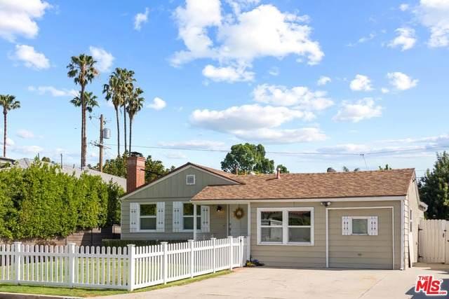 2722 Granville Ave, Los Angeles, CA 90064 (MLS #21-713774) :: The Jelmberg Team