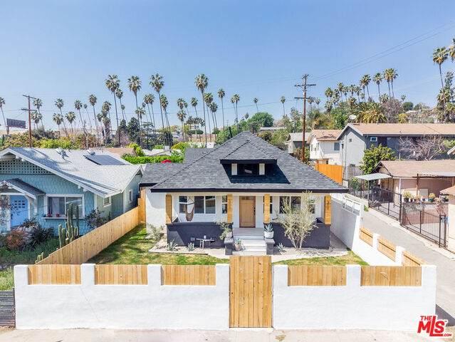 309 S Avenue 63, Los Angeles, CA 90042 (MLS #21-713798) :: The Jelmberg Team