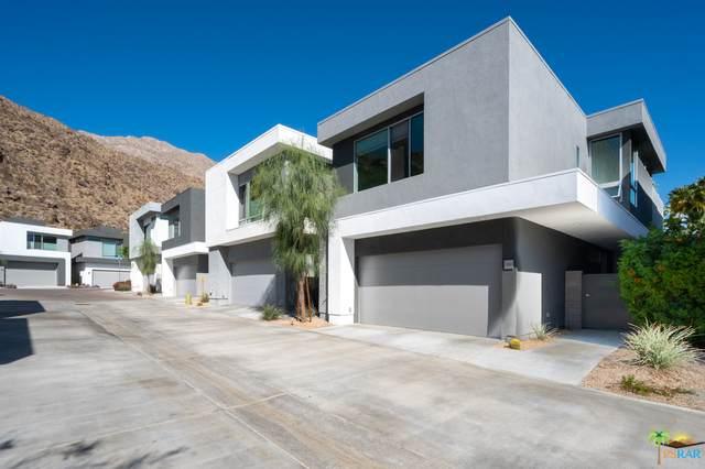 328 Goleta Way, Palm Springs, CA 92264 (MLS #21-714342) :: The Jelmberg Team