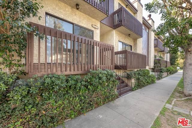 1702 Brockton Ave #5, Los Angeles, CA 90025 (MLS #21-714534) :: The Jelmberg Team