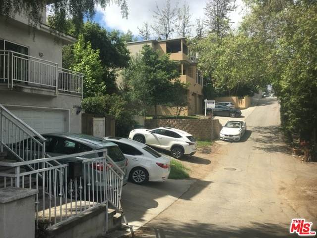 0 Aster Trail, Calabasas, CA 91302 (#21-714746) :: Randy Plaice and Associates