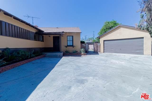 7679 Willis Ave, Van Nuys, CA 91405 (#21-715246) :: TruLine Realty