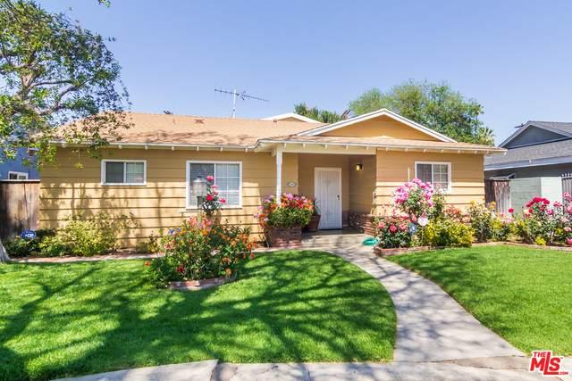 12931 Killion St, Sherman Oaks, CA 91401 (MLS #21-715546) :: The Sandi Phillips Team