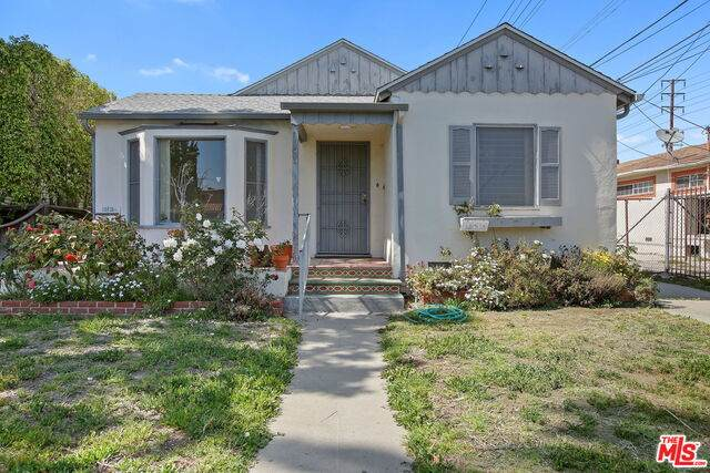 10713 Tabor St, Los Angeles, CA 90034 (#21-715674) :: TruLine Realty