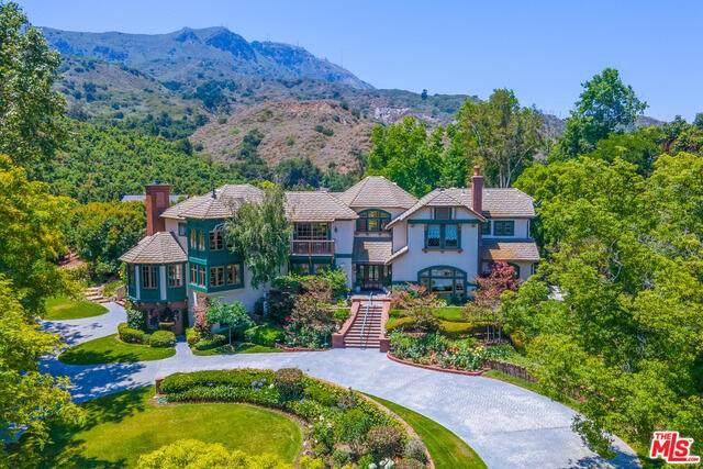 20220 S Mountain Rd, Santa Paula, CA 93060 (#21-715728) :: TruLine Realty