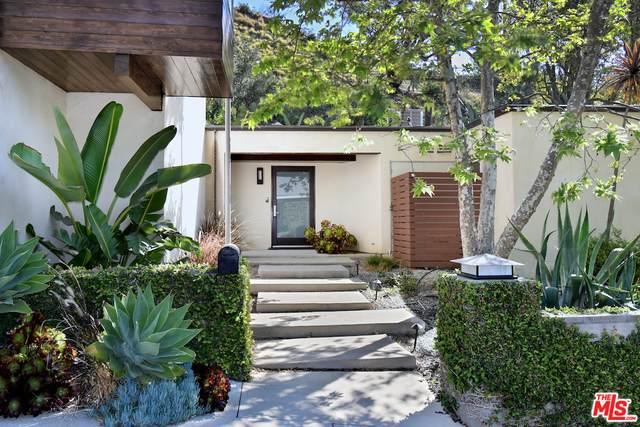 1262 N Norman Pl, Los Angeles, CA 90049 (#21-715772) :: Compass