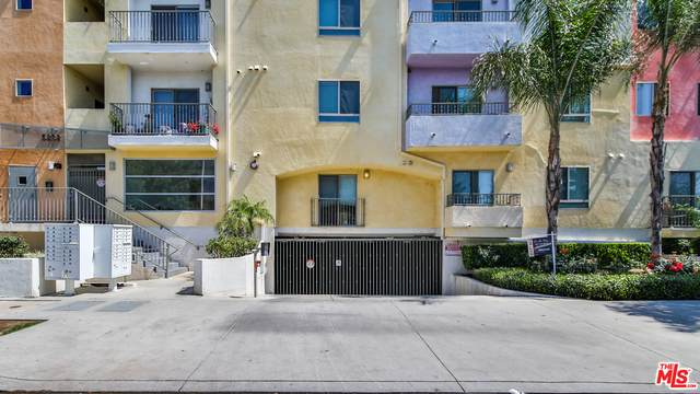 5232 Satsuma Ave #105, North Hollywood, CA 91601 (#21-715782) :: TruLine Realty