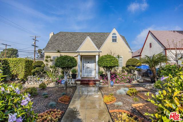 201 N Ardmore Ave, Los Angeles, CA 90004 (MLS #21-715994) :: The John Jay Group - Bennion Deville Homes