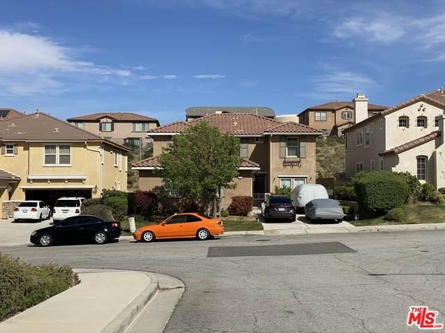 37200 Pergola Ter, Palmdale, CA 93551 (MLS #21-716024) :: Mark Wise | Bennion Deville Homes