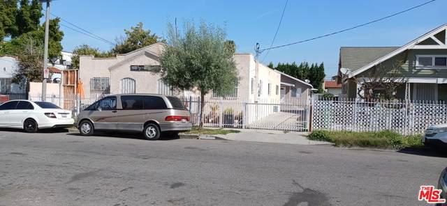 1653 W 37Th St, Los Angeles, CA 90018 (MLS #21-716056) :: The Jelmberg Team