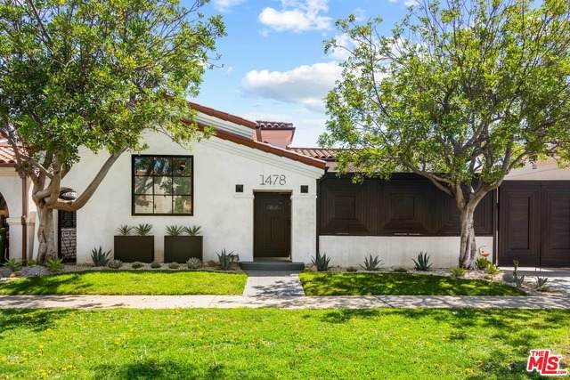 1478 S Crescent Heights Blvd, Los Angeles, CA 90035 (#21-716376) :: The Pratt Group