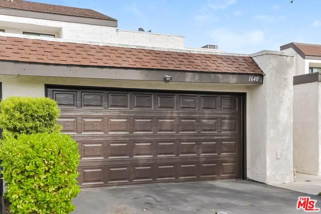 1640 S Heritage Cir, Anaheim, CA 92804 (MLS #21-716540) :: The Jelmberg Team