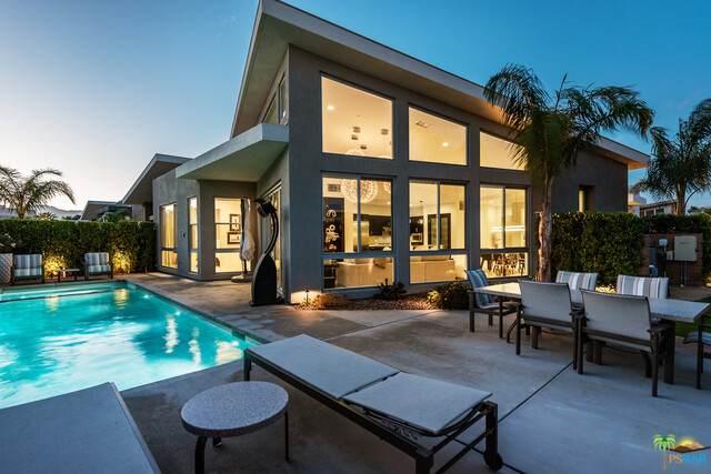 1205 Cyan Ln, Palm Springs, CA 92262 (MLS #21-716654) :: Zwemmer Realty Group