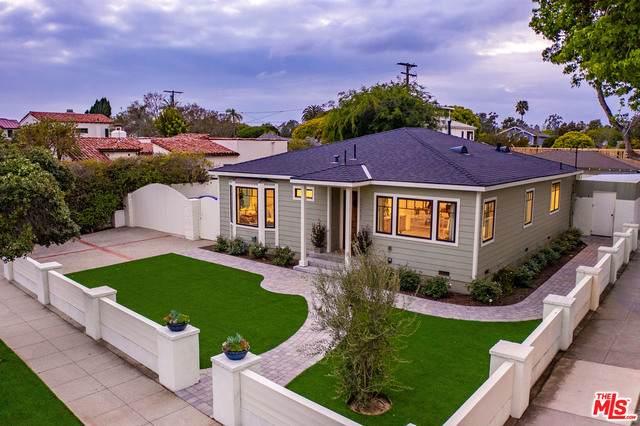 1351 Cedar St, Santa Monica, CA 90405 (MLS #21-716772) :: The John Jay Group - Bennion Deville Homes
