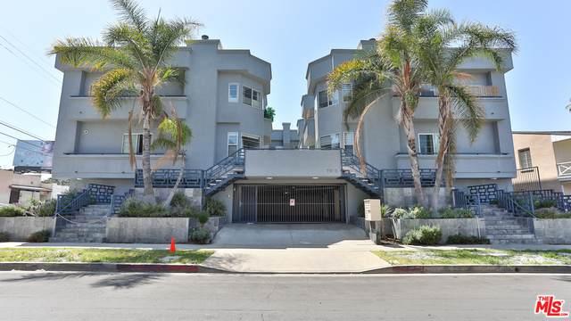 7912 Blackburn Ave #7, Los Angeles, CA 90048 (#21-716972) :: TruLine Realty