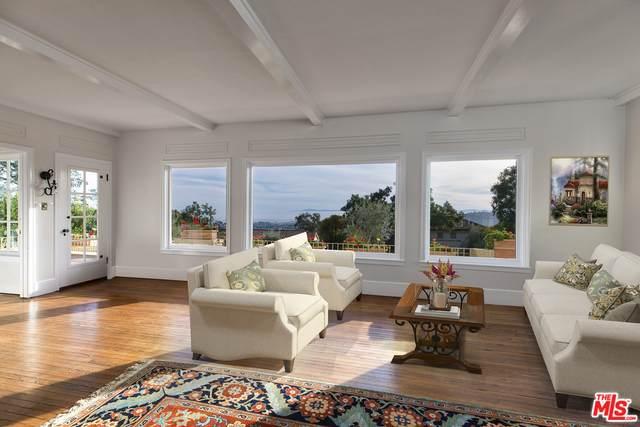 1708 Paterna Rd, Santa Barbara, CA 93103 (#21-717230) :: TruLine Realty