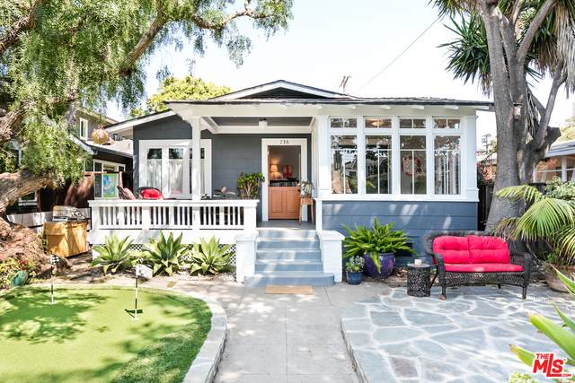736 Marco Pl, Venice, CA 90291 (MLS #21-717430) :: Zwemmer Realty Group