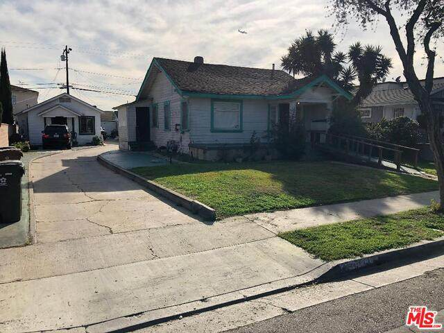 1240 W 89Th St, Los Angeles, CA 90044 (#21-717434) :: Berkshire Hathaway HomeServices California Properties