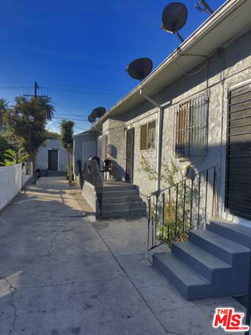 1794 W 24Th St, Los Angeles, CA 90018 (MLS #21-717450) :: The John Jay Group - Bennion Deville Homes