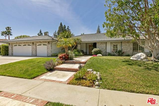 10037 Rudnick Ave, Chatsworth, CA 91311 (#21-717812) :: The Parsons Team