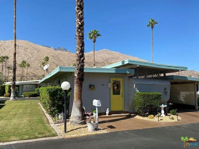 96 Caravan St, Palm Springs, CA 92264 (MLS #21-717966) :: Hacienda Agency Inc