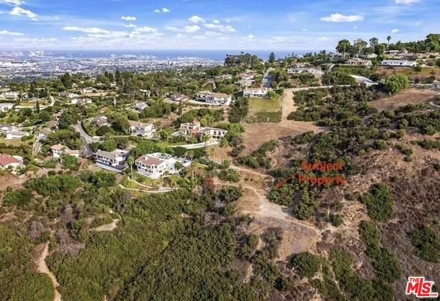 10 Chaparral Ln, Rancho Palos Verdes, CA 90275 (MLS #21-717968) :: Mark Wise | Bennion Deville Homes