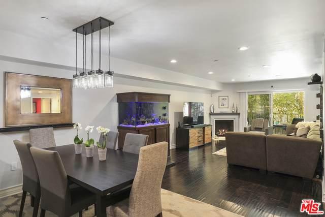 1353 N Fuller Ave #104, Los Angeles, CA 90046 (MLS #21-718002) :: The John Jay Group - Bennion Deville Homes