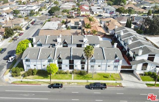4229 W Rosecrans Ave #8, Hawthorne, CA 90250 (#21-718114) :: TruLine Realty