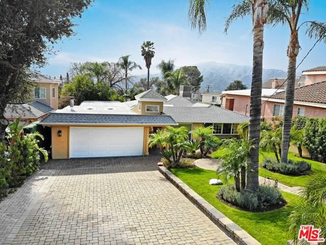 2830 Paraiso Way, La Crescenta, CA 91214 (#21-718124) :: Berkshire Hathaway HomeServices California Properties
