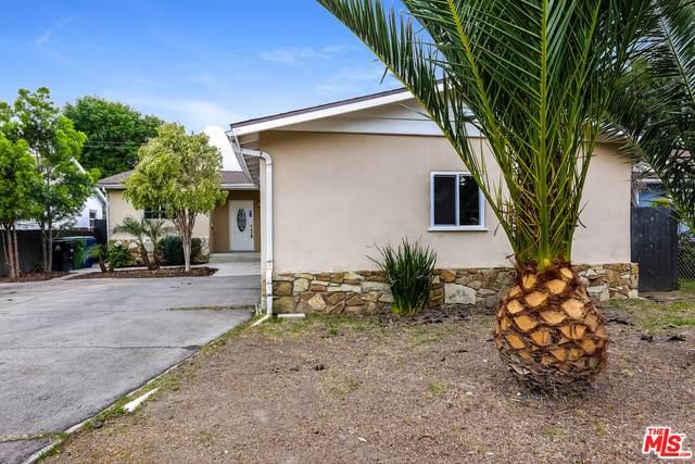 6841 Hanna Ave, Canoga Park, CA 91303 (#21-718294) :: Randy Plaice and Associates