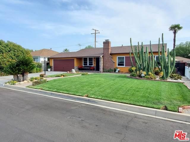 750 Stonehurst Dr, Altadena, CA 91001 (#21-718326) :: Berkshire Hathaway HomeServices California Properties
