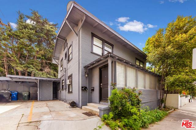 1110 N Sweetzer Ave, West Hollywood, CA 90069 (#21-718418) :: The Parsons Team