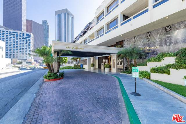 121 S Hope St #413, Los Angeles, CA 90012 (#21-718810) :: TruLine Realty