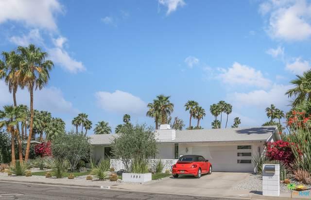 1894 E Mcmanus Dr, Palm Springs, CA 92262 (MLS #21-718836) :: The John Jay Group - Bennion Deville Homes