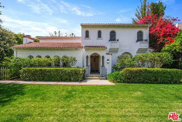 617 N Linden Dr, Beverly Hills, CA 90210 (#21-718980) :: Lydia Gable Realty Group