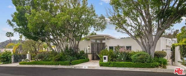 1219 Casiano Rd, Los Angeles, CA 90049 (#21-718998) :: Compass